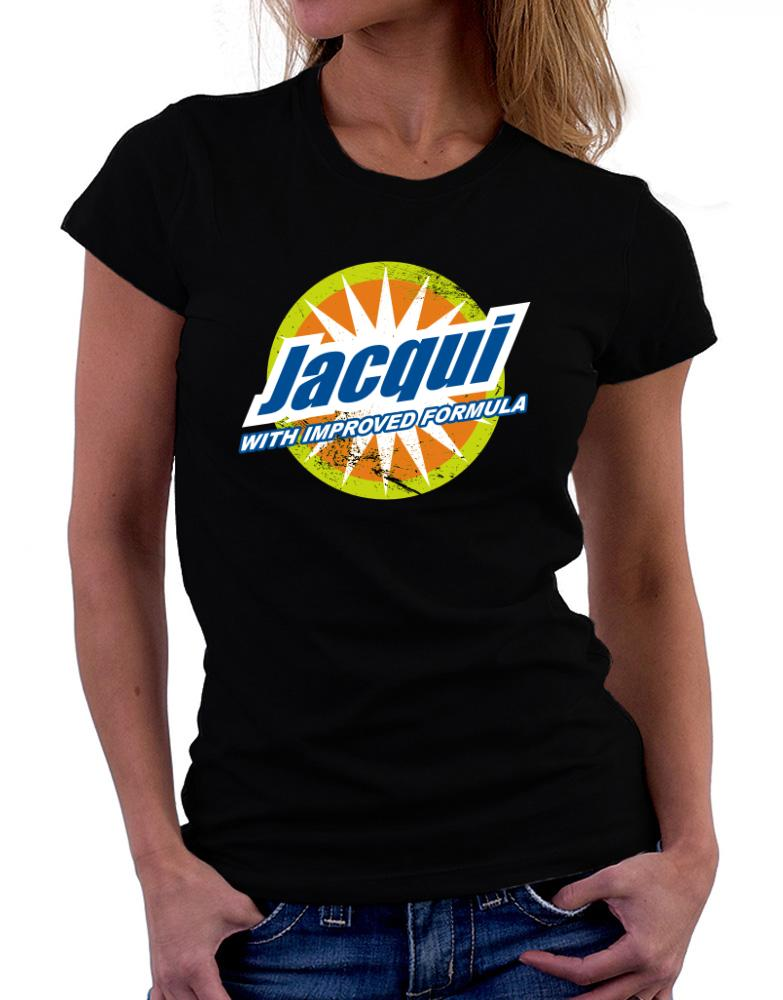 Jacqui - With Improved Formula