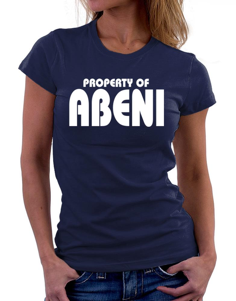 Property Of Abeni