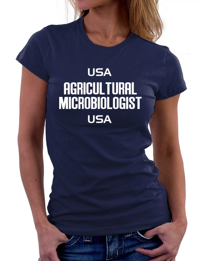 Usa Agricultural Microbiologist Usa