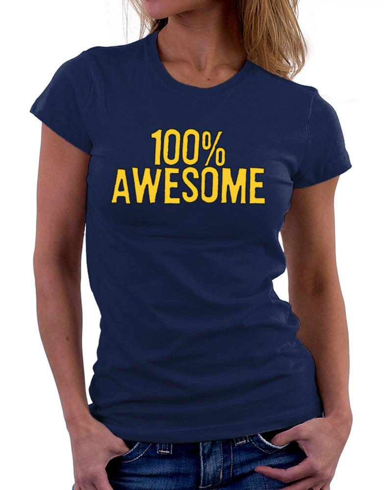 100% Awesome