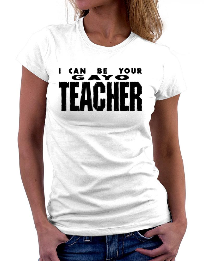 I Can Be You Gayo Teacher