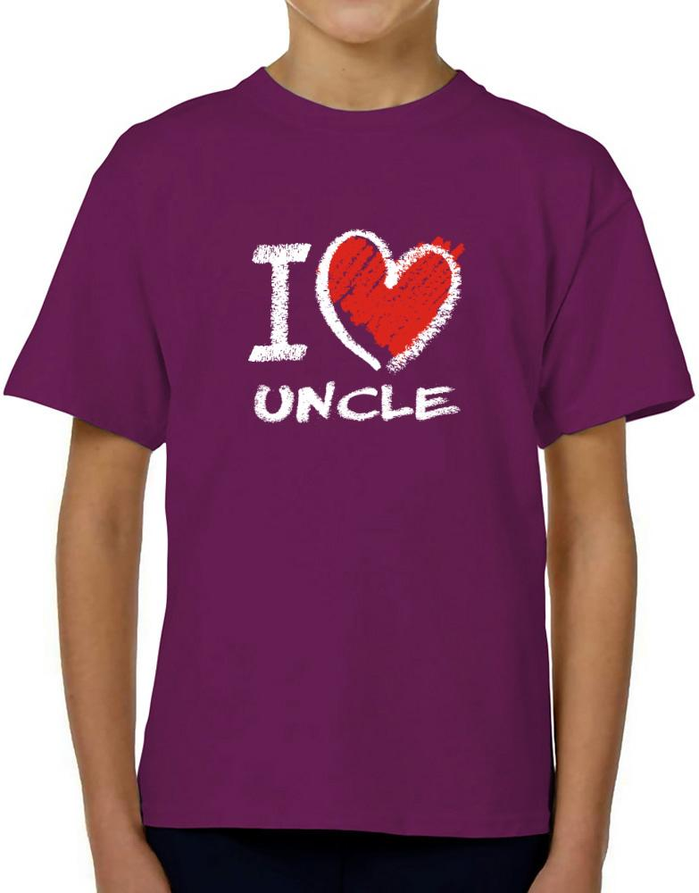 I love Auncle chalk style