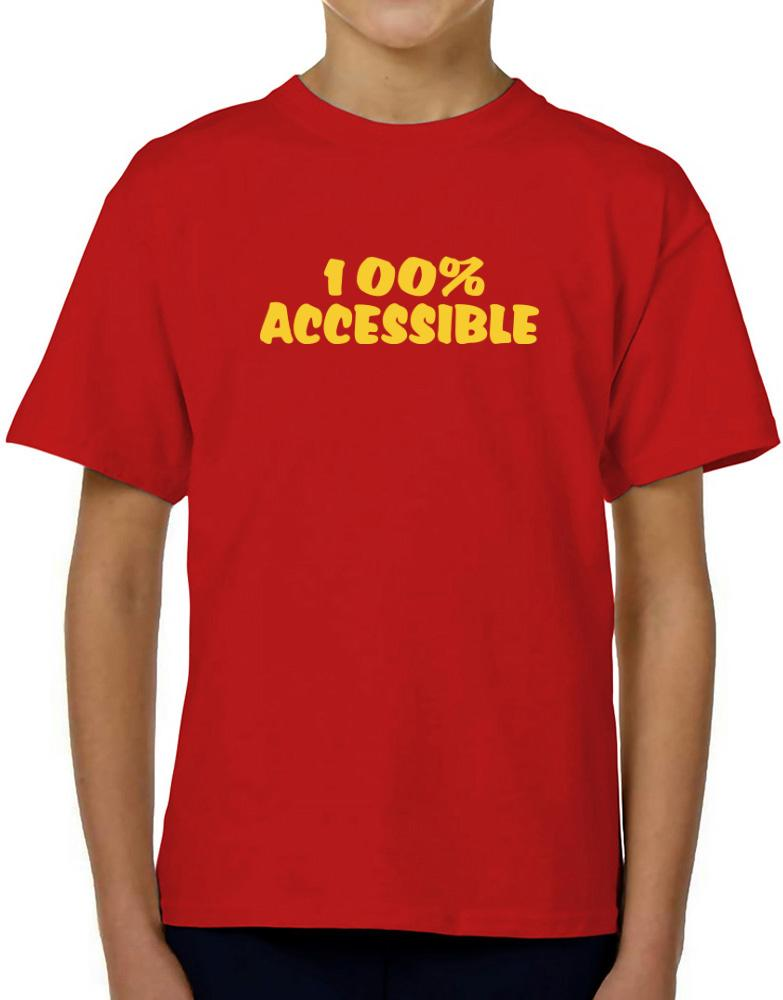 100% Accessible