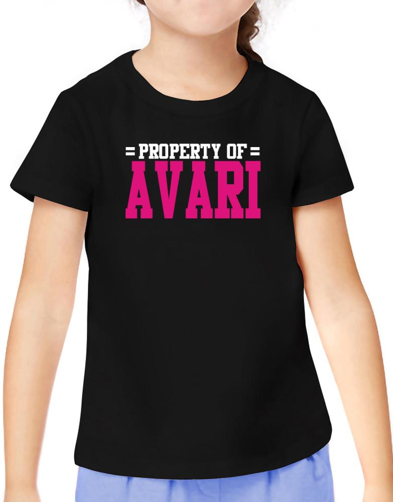 Property Of Avari