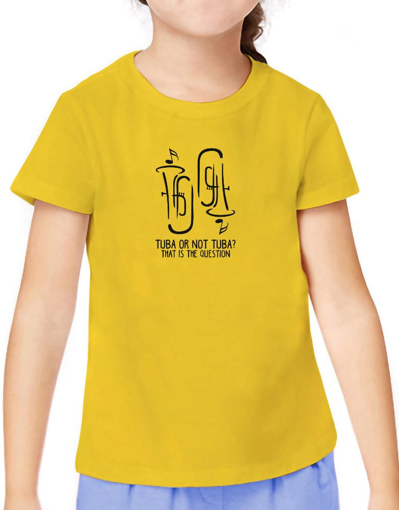 Tuba or not tuba? that is the question