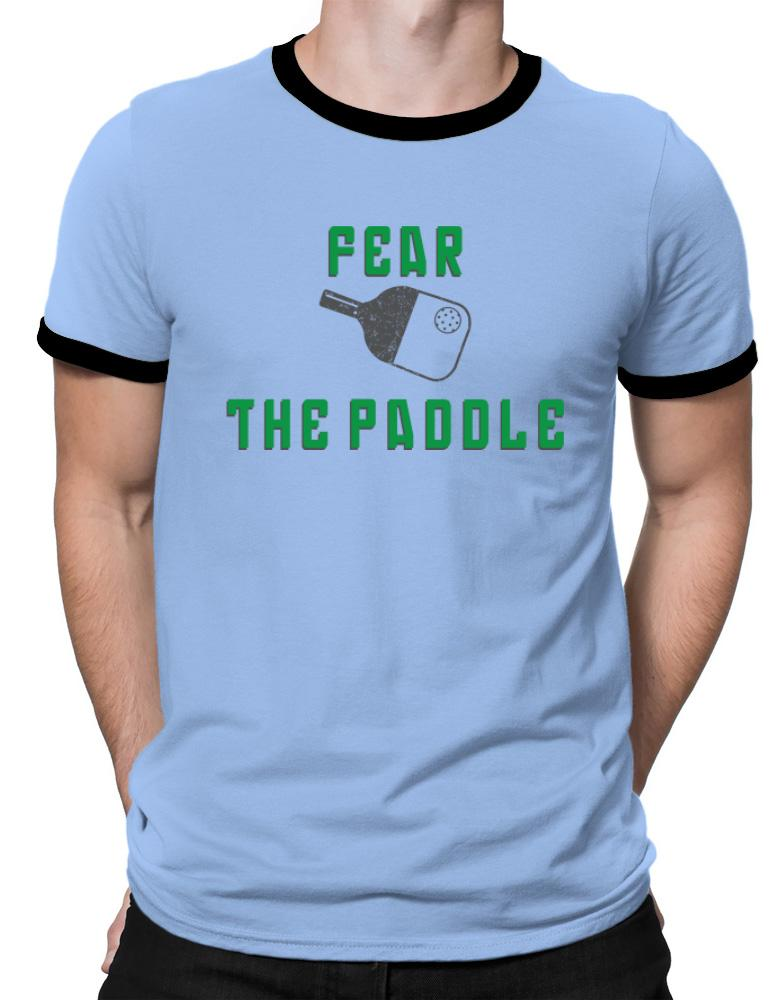 Fear the Paddle Pickleball