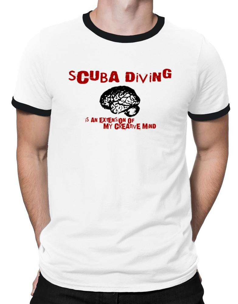 Scuba Diving Is An Extension Of My Creative Mind