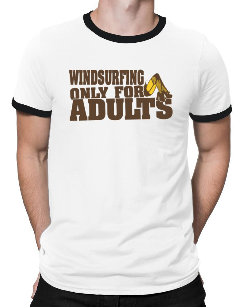 Windsurfing Only For Adults