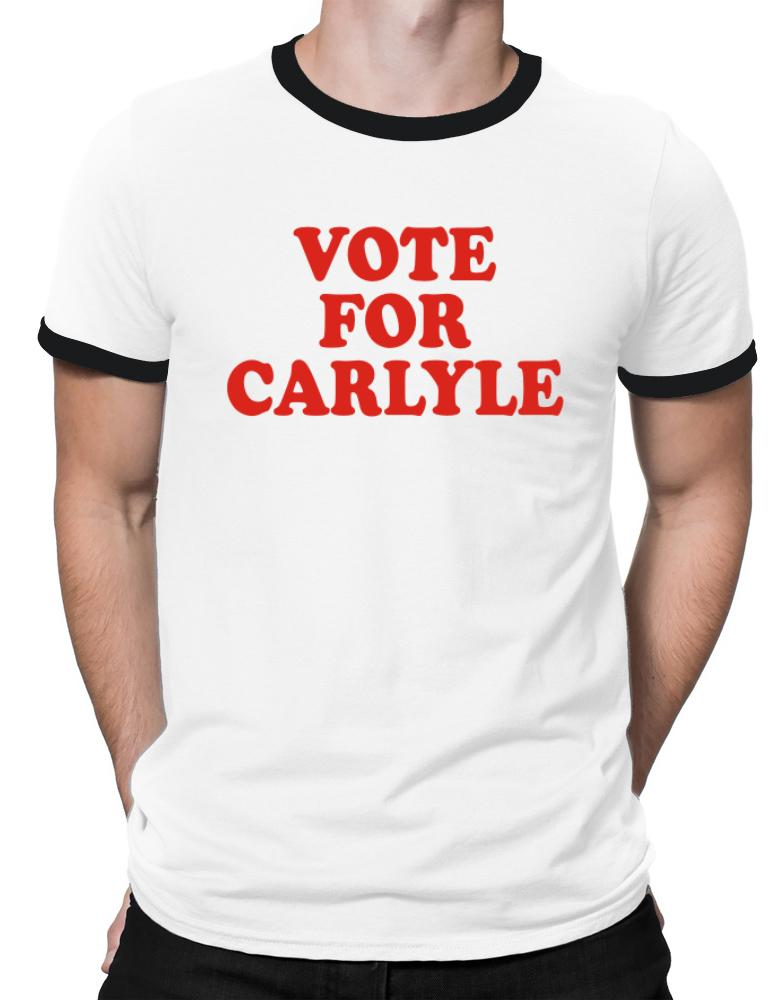 Vote For Carlyle