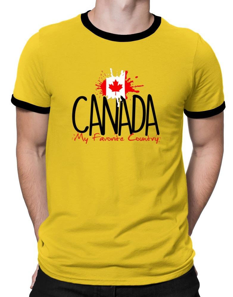 Canada my favorite country