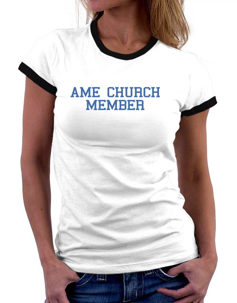 Ame Church Member - Simple Athletic