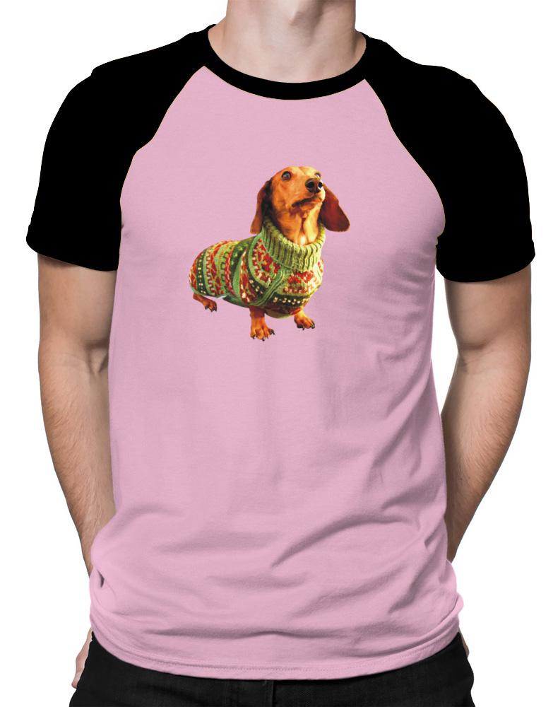 Dachshund christmas sweater