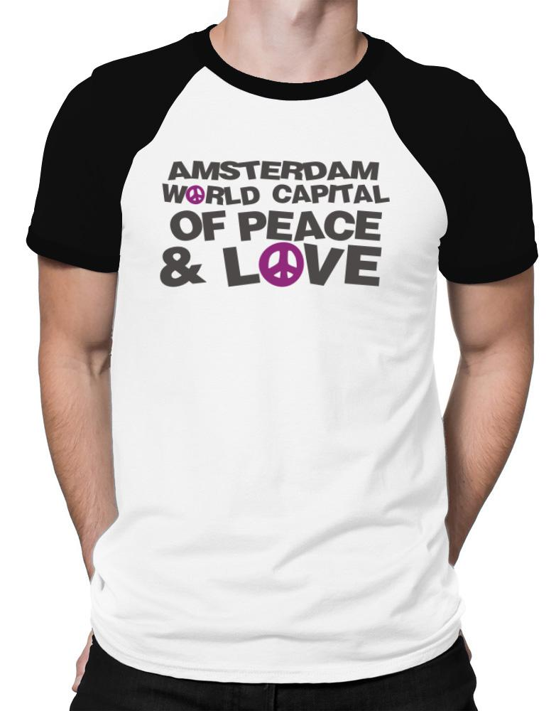 Amsterdam World Capital Of Peace And Love