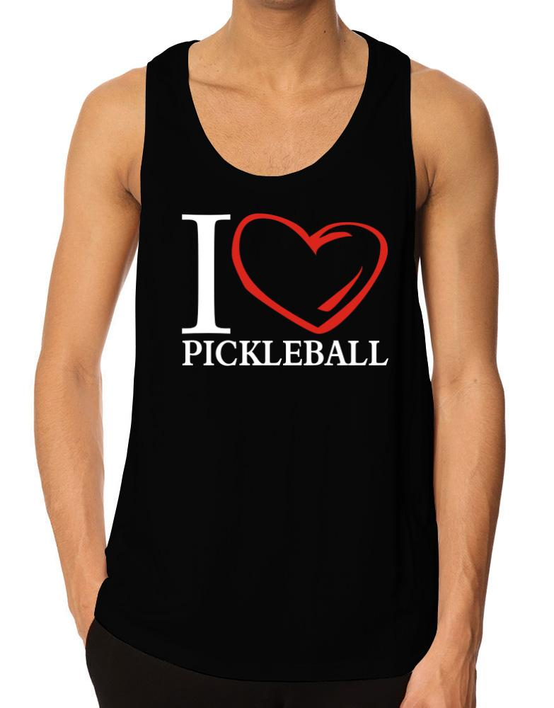 I Love Pickleball
