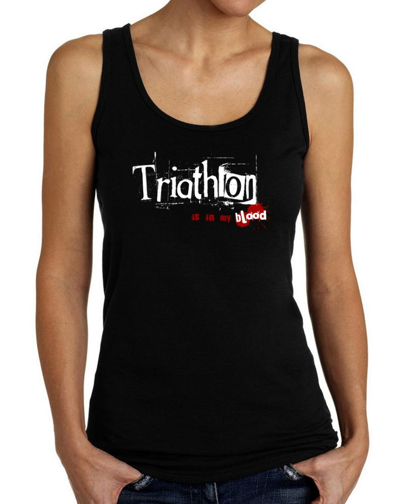 Triathlon Is In My Blood
