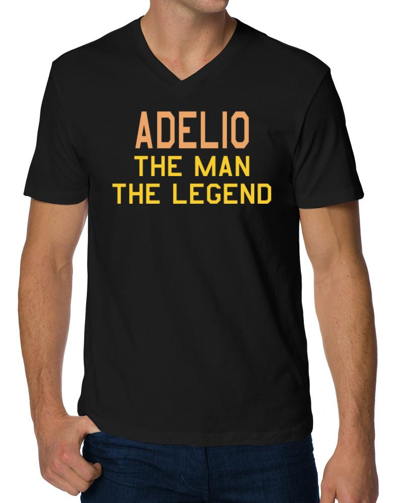 Adelio The Man The Legend