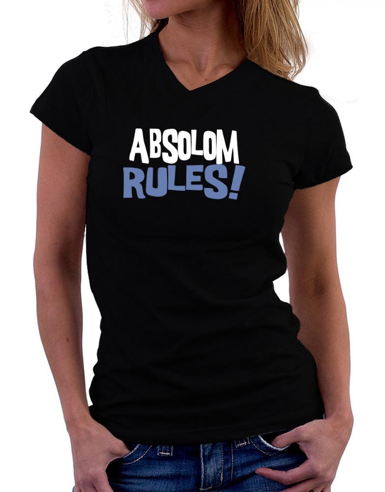 Absolom Rules!