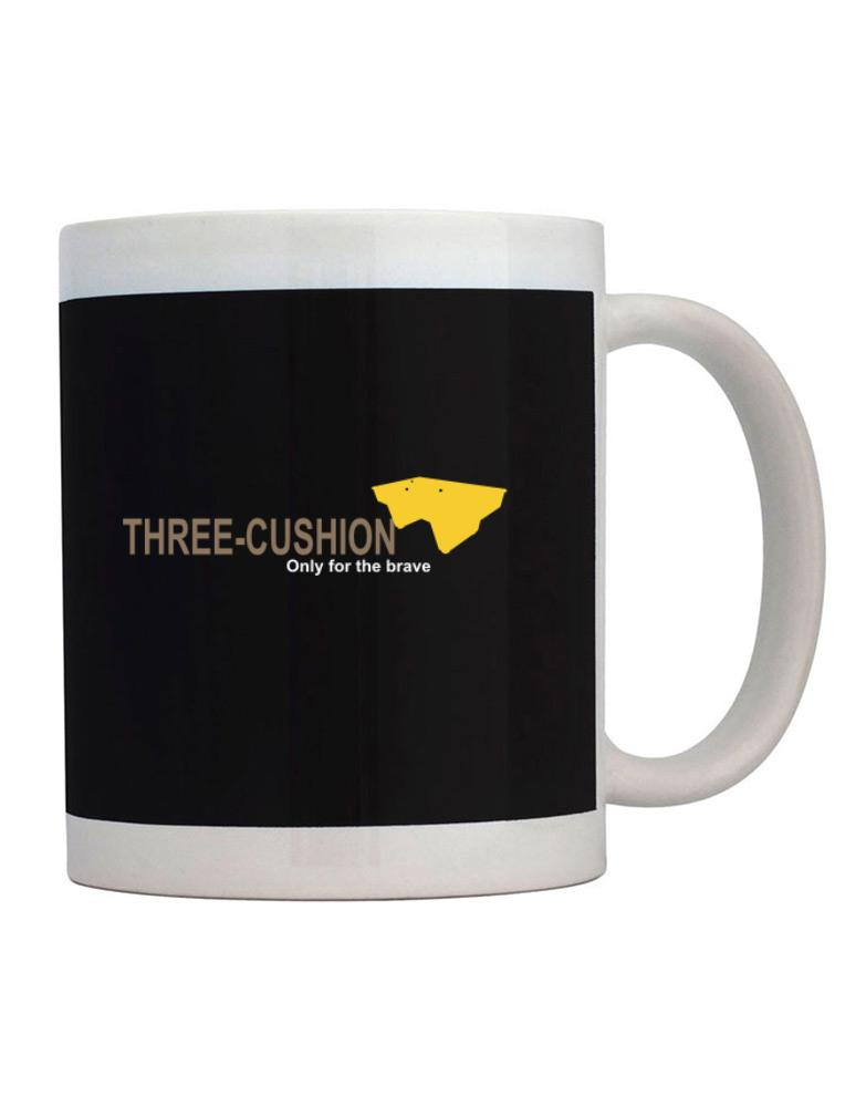 """"""" Three-Cushion - Only for the brave """""""