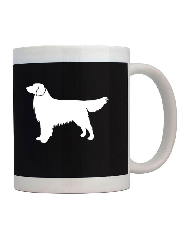 Golden Retriever Silhouette Embroidery Mug Free golden retriever silhouette clip art. idakoos