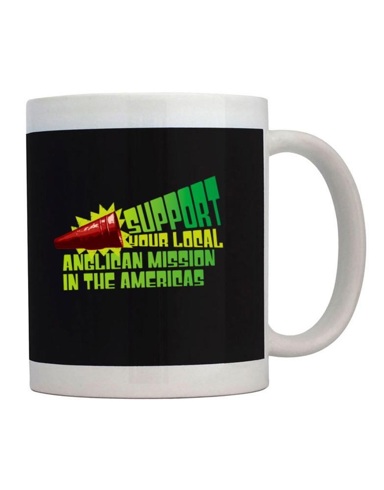 Support Your Local Anglican Mission In The Americas