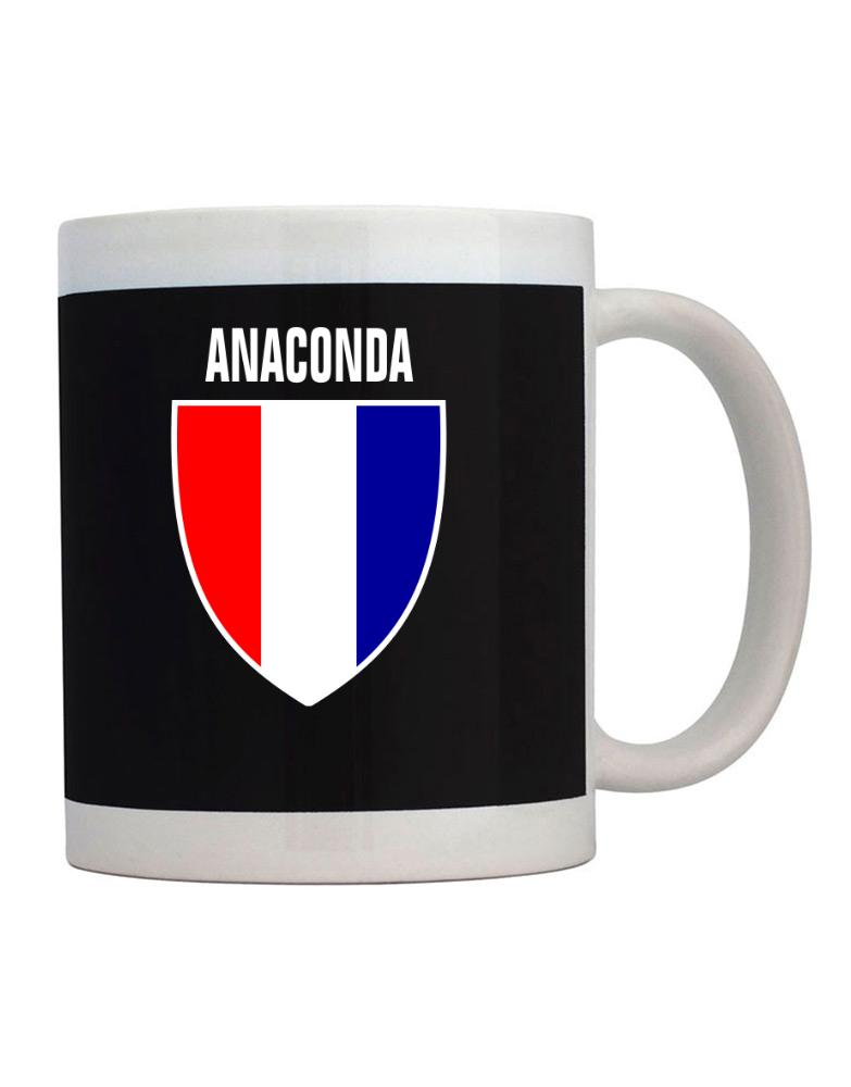 Anaconda Escudo Usa