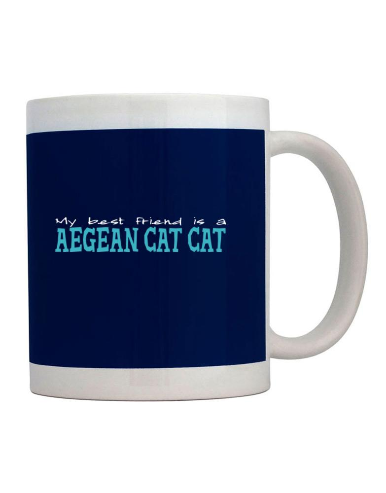 My Best Friend Is An Aegean Cat