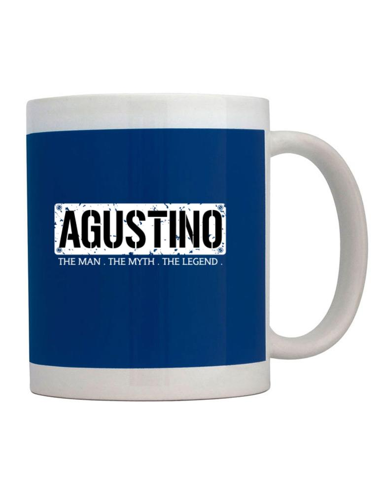 Agustino : The Man - The Myth - The Legend