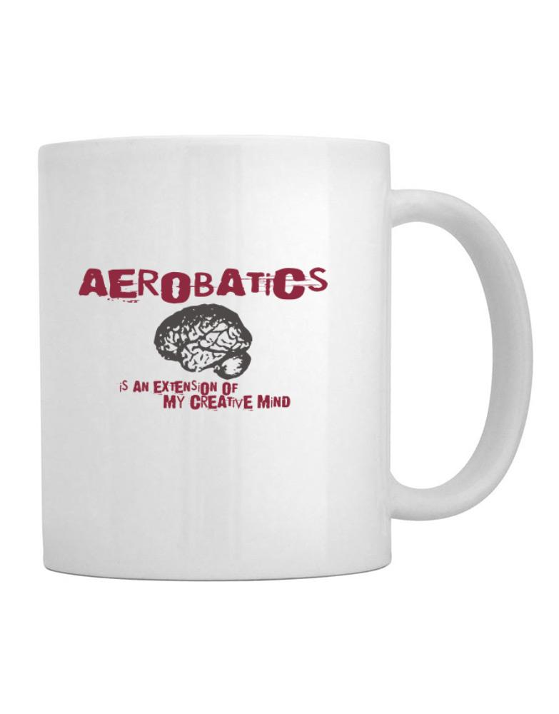 Aerobatics Is An Extension Of My Creative Mind